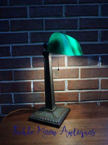 Amronlite Banker's Lamp